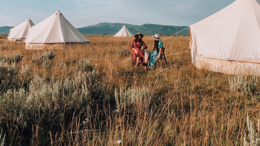 Wander Camp Yellowstone