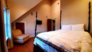 12 bedrooms, iron/ironing board, WiFi, bed sheets