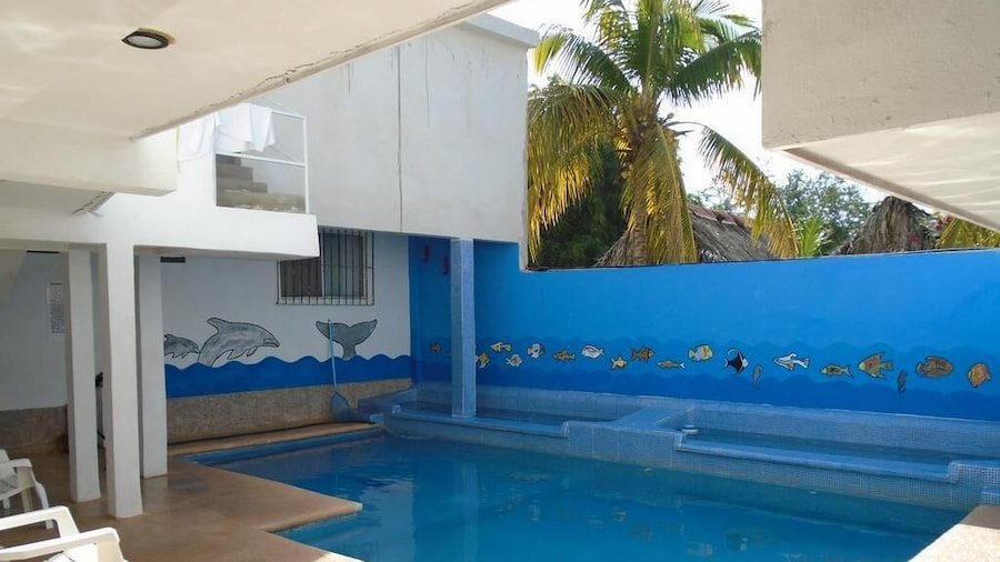 Hotel Oasis Cuyutlán By Rotamundos