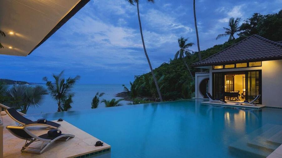 Luxury Private Beachfront Haileng Villa