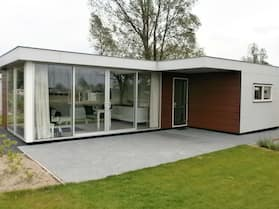 Modern Chalet With Dishwasher not far From the Biesbosch