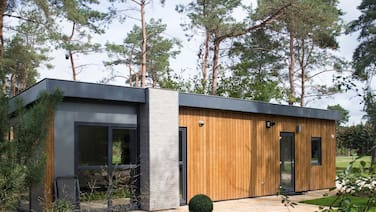 Modern Chalet With Dishwasher, Near De Veluwe National Park