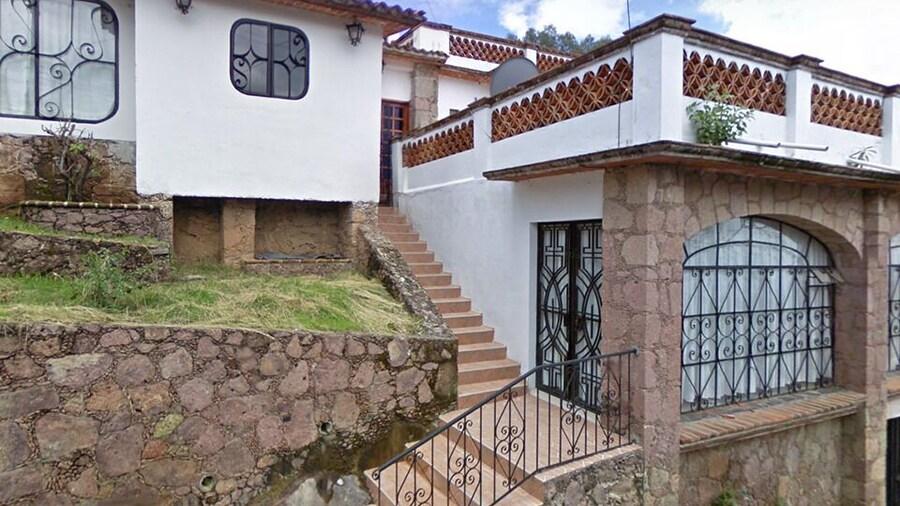 Casa de las Cruces By Rotamundos