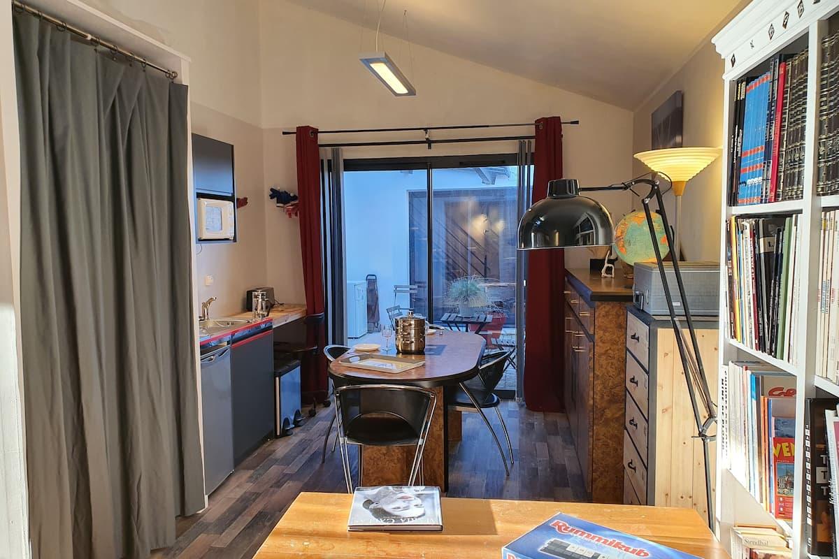 Studio Dans Maison D Architecte A 100m De La Mer Et Piste Cyclable Immediate ŏ£ã'³ãƒŸ Ƀ¨å±‹å†™çœŸ Ɩ™é‡' ÁŠå¾—情報 ¨クスペディア