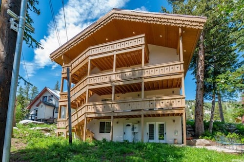 Exterior, Brighton Ski Resort, Hidden Falls 1 Bedroom Chalet Utah
