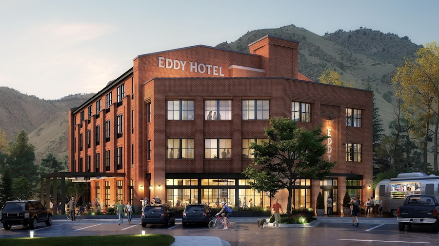 The Eddy Taproom & Hotel