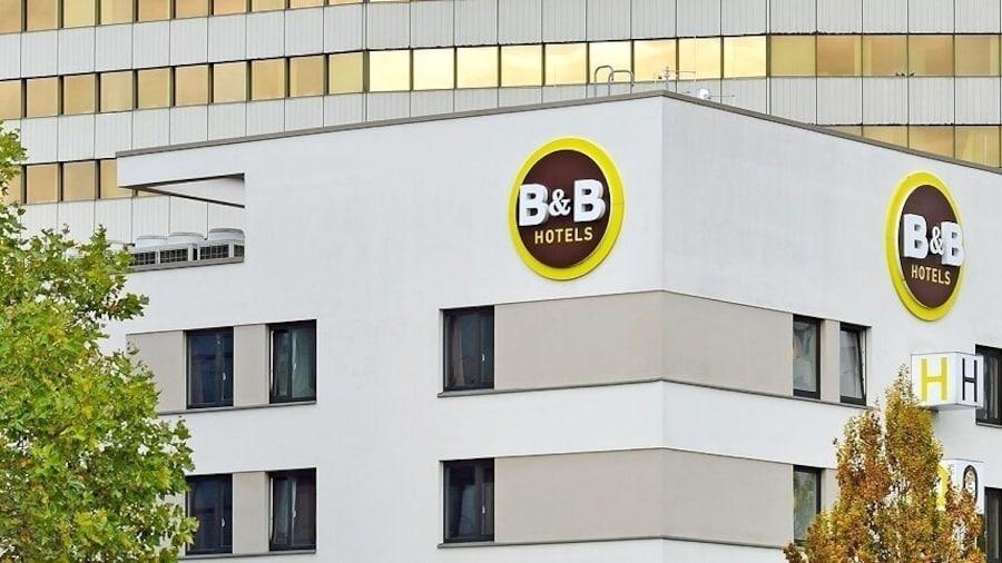 B&B Hotel Stuttgart-Neckarhafen