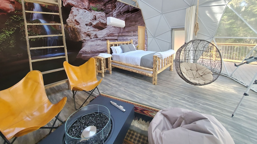 Clear Sky Resorts – Grand Canyon – Luxury Sky Domes