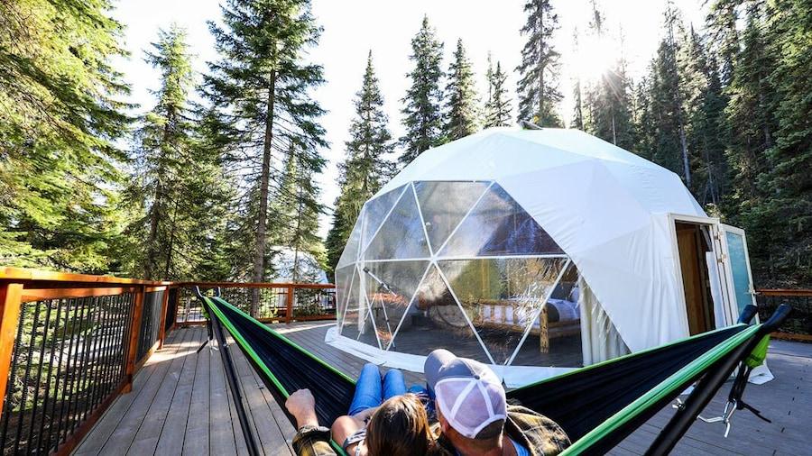 Clear Sky Resorts – Glacier – Luxury Sky Domes