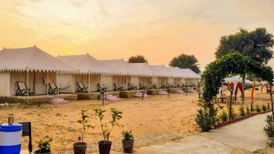 Desert Holiday Camp