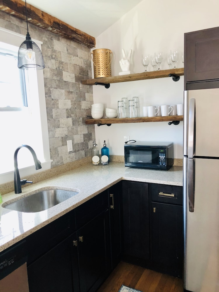 Private Kitchen, Downtown Binghamton Loft Style Living