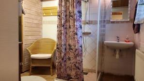 Dusch och handdukar