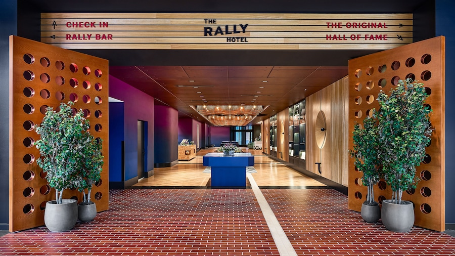 The Rally Hotel