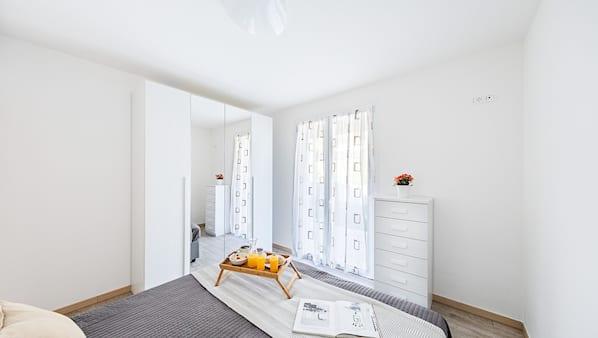 3 Schlafzimmer, Bügeleisen/Bügelbrett, kostenloses WLAN