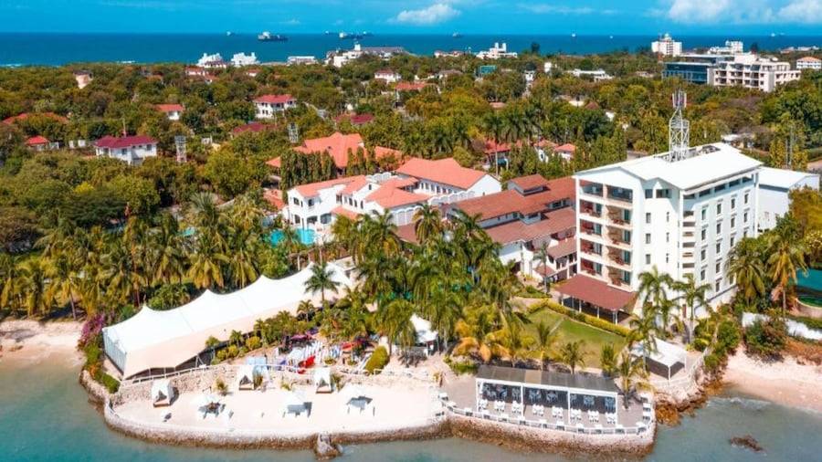 Coral Beach Hotel Dar Es Salaam