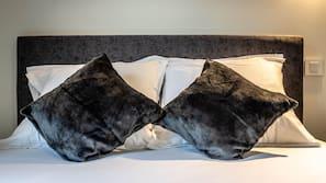 1 chambre, Wi-Fi gratuit, draps fournis