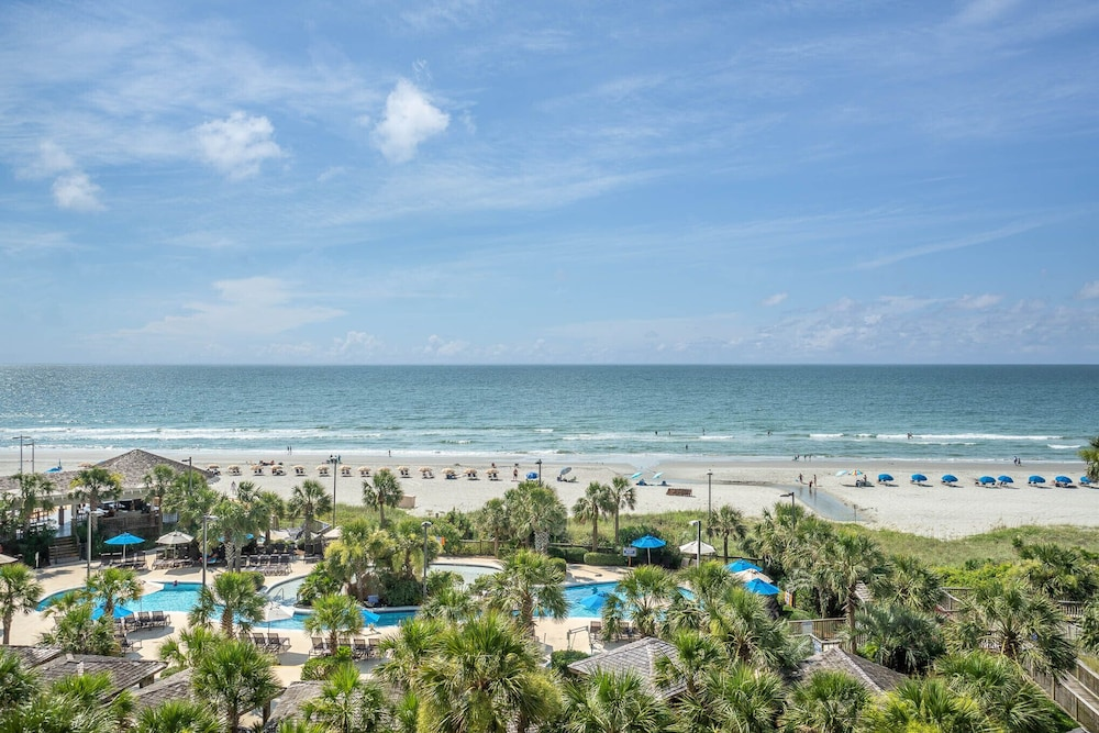 Oceanfront 3 Bedroom Unit 402 Royale Palms In Myrtle Beach Hotel Rates Reviews On Orbitz