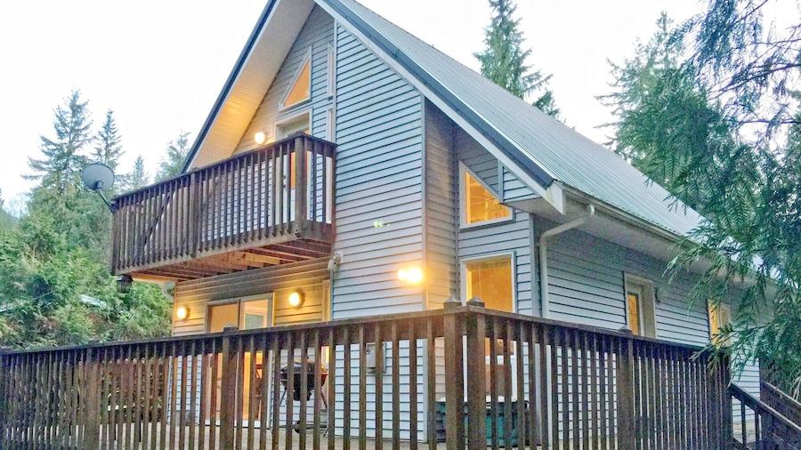 Mt Baker Lodging Cabin 58 Sleeps 6