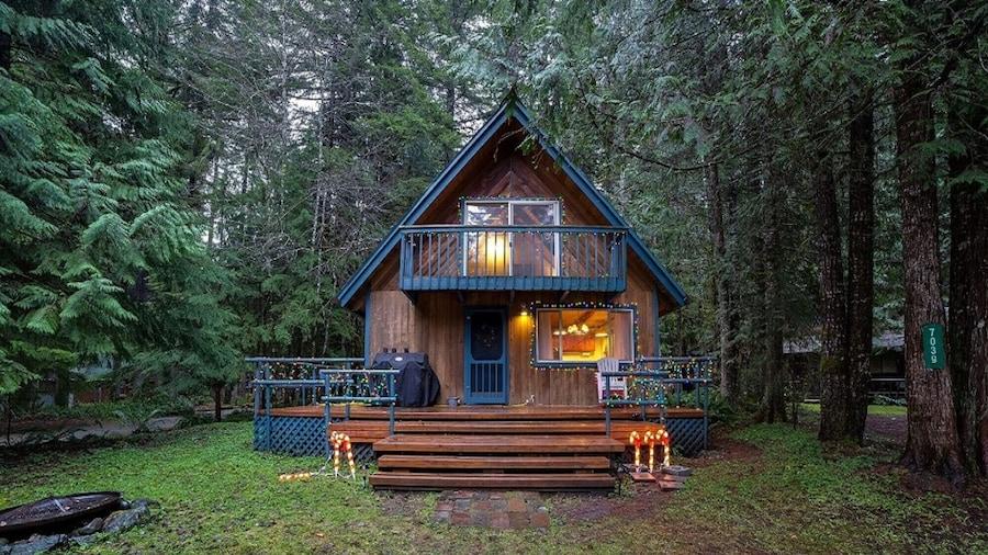 Mt Baker Lodging Cabin 48 Sleeps 5