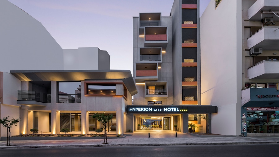 Hyperion City Hotel
