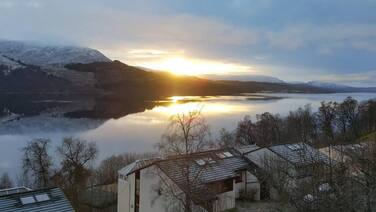 Loch Rannoch Highland Club Apartment 10