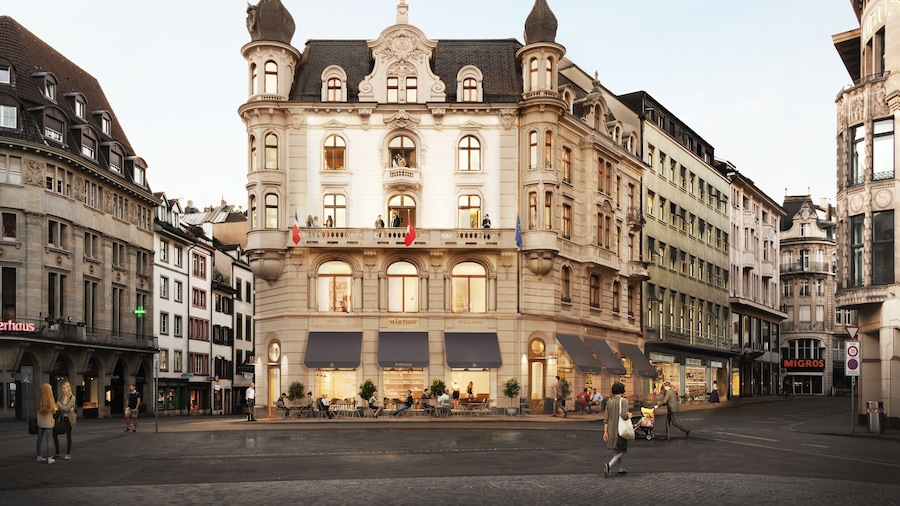 Hotel Märthof Basel