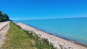 海灘、沙灘巾