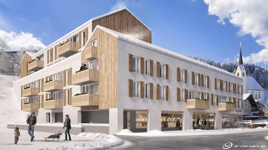 All-Suite Resort Fieberbrunn