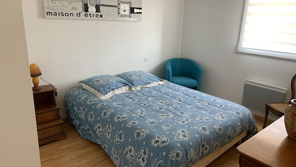 Wi-fi och sängkläder