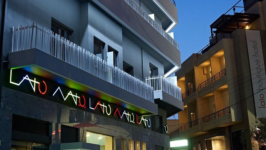 Lato Annex Boutique Rooms