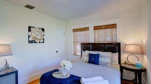 3 habitaciones, wifi y ropa de cama