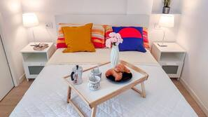 1 Schlafzimmer, Bügeleisen/Bügelbrett, WLAN