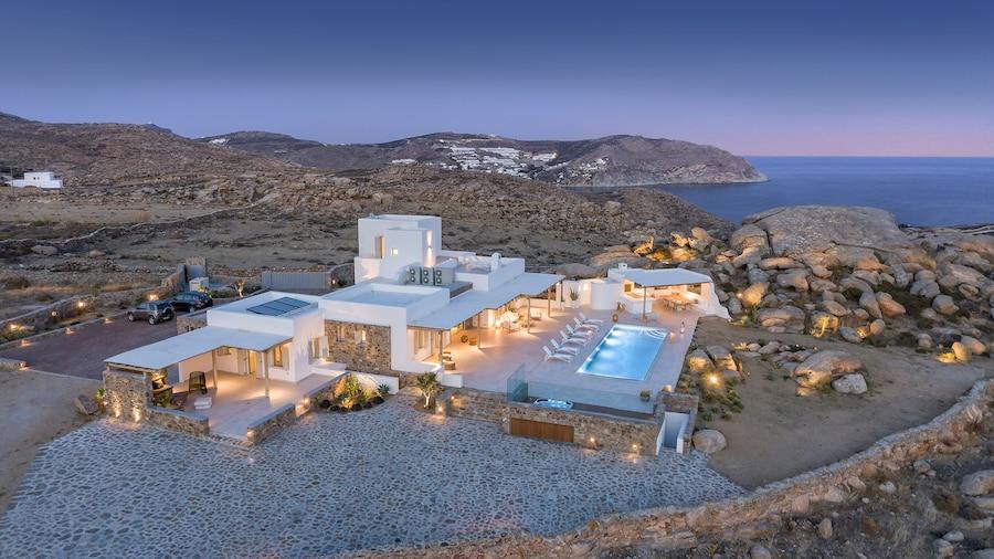 Villa Frederica in Mykonos