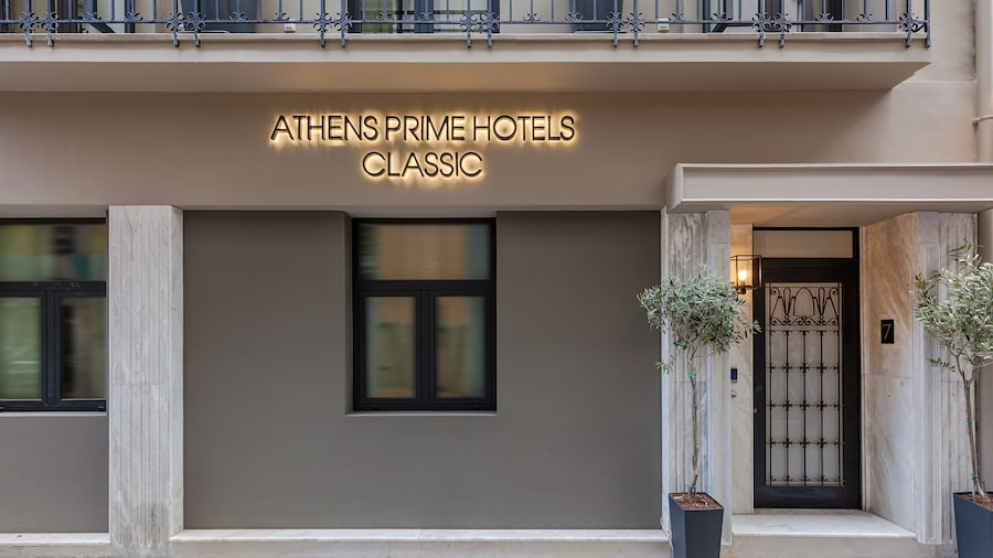 Classic by Athens Prime Hotels