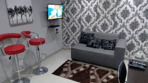 Smart TV, video library, offices, computer monitors
