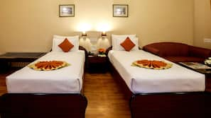 Individually furnished, rollaway beds, free WiFi, bed sheets
