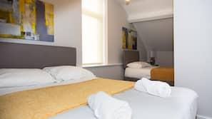 3 makuuhuonetta