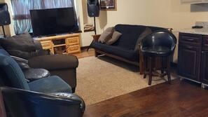Smart TV, stereo