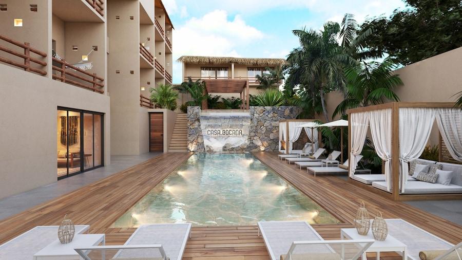 Hotel Casa Bocana