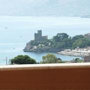 Vista dall'hotel