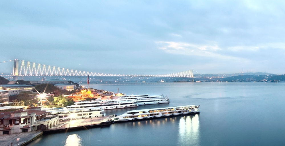 View from Property, Shangri-La Bosphorus, Istanbul