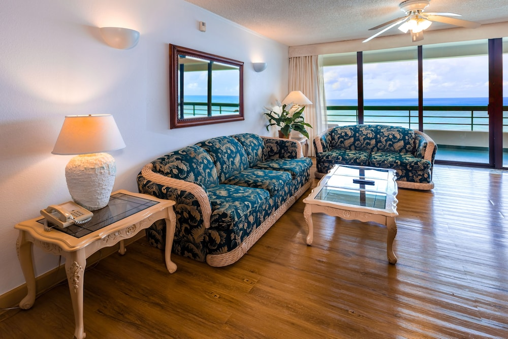 Living Room, Alupang Beach Tower