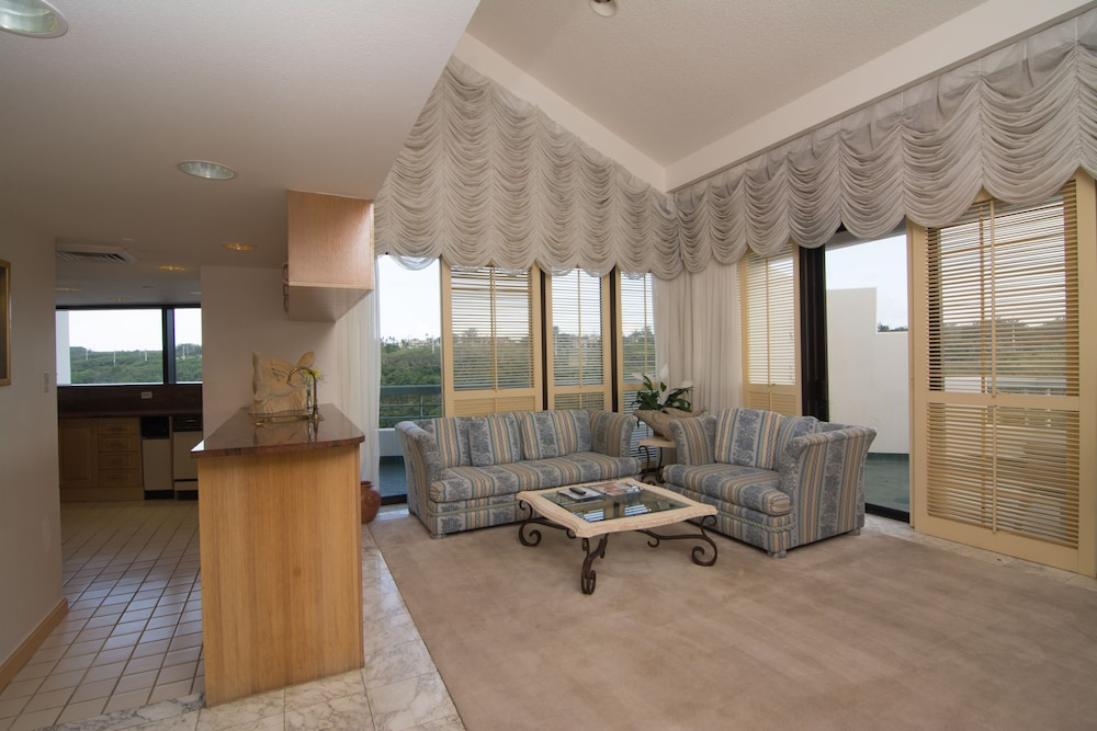 Living Area, Alupang Beach Tower