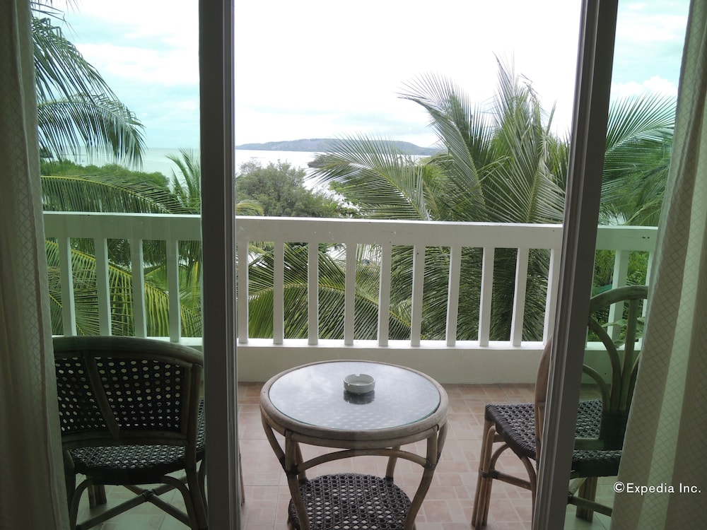 Balcony, Moalboal Beach Resort