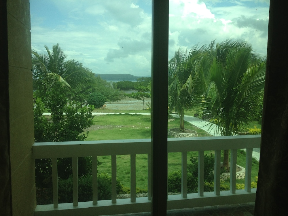 View from Room, Moalboal Beach Resort