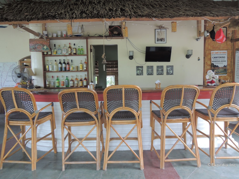 Bar, Moalboal Beach Resort