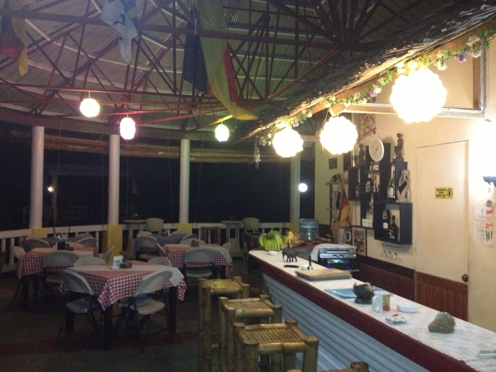 Restaurant, Moalboal Beach Resort