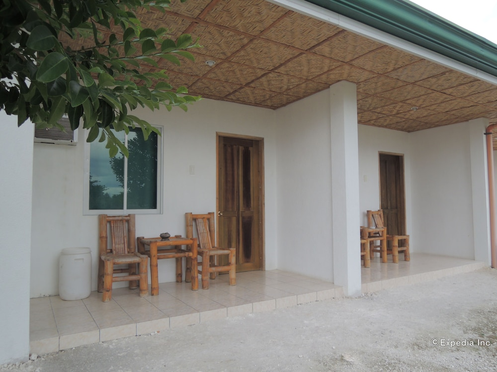 Terrace/Patio, Moalboal Beach Resort