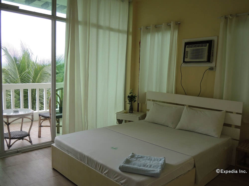 Room, Moalboal Beach Resort