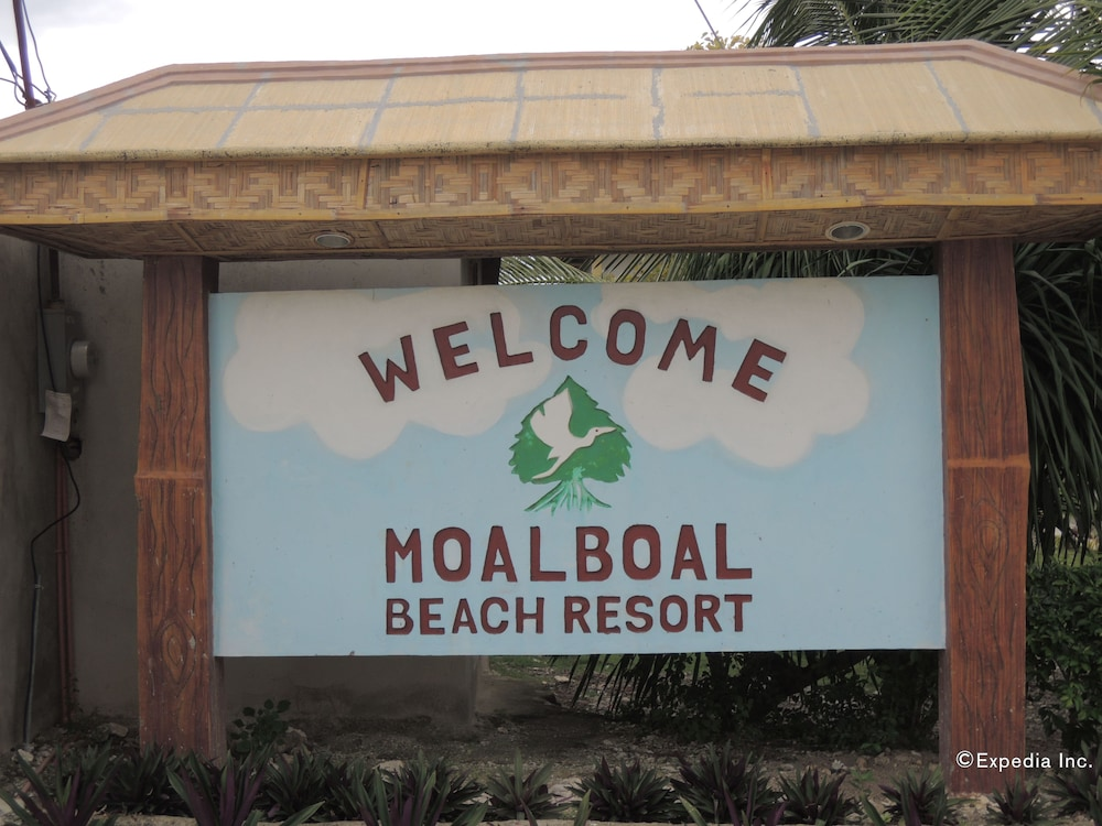 Exterior detail, Moalboal Beach Resort